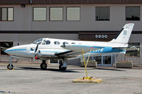 C-GNPM @ CYHU - Cessna 340 [340-0083] St. Hubert~C 09/06/2012 - by Ray Barber