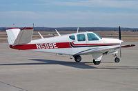 N599E @ FWS - N599E Beech K35 FWS 21.1.06 - by Brian Johnstone