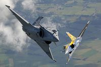 328 @ INFLIGHT - French AF Rafale - by Dietmar Schreiber - VAP