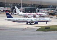 N150UW @ MIA - USAirways A321