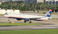 N162UW @ TPA - USAirways A321