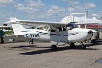 C-FFSK @ CYHU - Cessna 172N Skyhawk [172-70860] St. Hubert~C 09/06/2012 - by Ray Barber