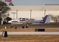 N167CA @ ORL - Piper PA-44