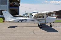 C-GRDB @ CYHU - Cessna 172S Skyhawk [172S-10572] St. Hubert~C 09/06/2012 - by Ray Barber
