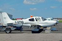 C-GTSQ @ CYHU - Cirrus Design SR-20GTS [1529] St. Hubert~C 09/06/2012 - by Ray Barber