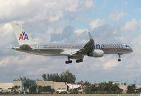 N174AA @ MIA - American One World 757-200