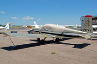 C-FHYV @ CYHU - Grumman American AA-5 Traveler [AA5-0499] St. Hubert~C 09/06/2012 - by Ray Barber