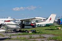 CF-ZWP @ CYHU - Cessna 177RG Cardinal RG [177RG-0178] St. Hubert~C 09/06/2012 - by Ray Barber