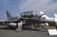 B01 @ LFPB - On display at 2001 Paris-Le Bourget airshow. - by J-F GUEGUIN