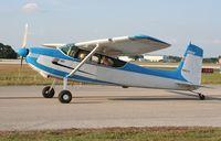 N180JV @ LAL - Cessna 180