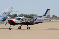 N208HF @ AFW - At Alliance Airport - Fort Worth, TX