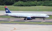 N188US @ TPA - USAirways A321
