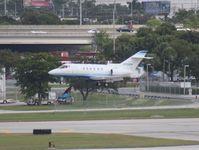 N191GH @ FLL - Hawker 800XP
