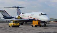 N195US @ YIP - USA Jet DC-9-15