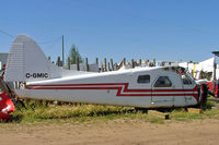 C-GMIC @ CZVL - de Havilland Canada U-6A Beaver [791] Edmonton-Villeneuve~C 24/07/2008 - by Ray Barber