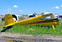 CF-KVO @ CZVL - Cessna 140 [14472] Edmonton-Villeneuve~C 24/07/2008 - by Ray Barber