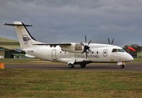 D-CIRL @ EGHH - Arriving at JETS - by John Coates