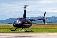 C-FUHX @ CYBW - Robinson R-44 Raven II [12349] Calgary-Springbank~C 22/07/2008 - by Ray Barber