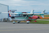 C-FEGK @ CYBW - Cessna 336 Skymaster [336-0125] Calgary-Springbank~C 22/07/2008 - by Ray Barber