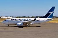 C-FMWJ @ CYVR - Boeing 737-7CT [32771] (Westjet) Vancouver International~C 21/07/2008 - by Ray Barber