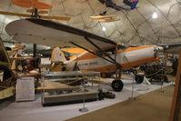 N20617 - N20617 Fairchild Argus in the museum at Fairbanks, AK - by Pete Hughes