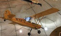 N75FD - N75FD Bakeng Duce in the museum at Fairbanks, AK - by Pete Hughes