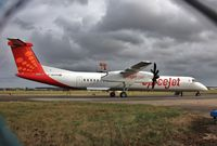 C-GLFS @ EGHH - Short stop at Sigs - by John Coates