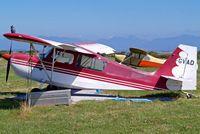 C-GVAD @ CAK3 - Bellanca 7ECA Citabria [1109-75] Delta Heritage Air Park~C 20/07/2008 - by Ray Barber
