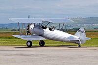 CF-QJV @ CYBW - Boeing Stearman B75N1 Kaydet [75-6804] Calgary-Springbank~C 22/07/2008 - by Ray Barber
