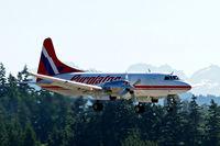 C-GKFU @ CYXX - Convair 580 [82] (Kelowna Flightcraft/Purolator) Abbotsford~C 21/07/2008 - by Ray Barber