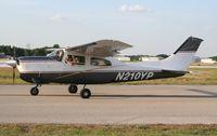 N210YP @ LAL - Cessna 210R
