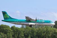 EI-REO @ EGHH - Daily Dublin arrival - by John Coates