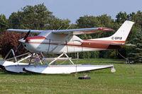 C-GPIB @ CKL2 - Cessna 182P Skylane [182-61994] Selkirk~C 25/07/2008 - by Ray Barber
