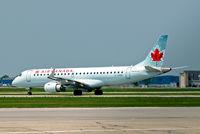 C-FHKI @ CYWG - Embraer Emb-190-100IGW [19000052] (Air Canada) Winnipeg-International~C 25/07/2008