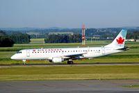 C-FNAN @ CYEG - Embraer Emb-190-100IGW [19000136] (Air Canada) Edmonton International~C 25/07/2008