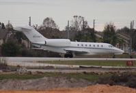 N214WT @ ISM - Former Net Jets, now with Silver Air Charter Citation X