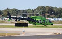 N217RM @ ORL - Bell 407