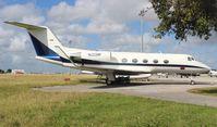 N222NP @ TMB - Gulfstream IIB