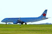C-FHJT @ CYYC - Embraer Emb-190-100IGW [19000043] (Air Canada) Calgary-International~C 22/07/2008