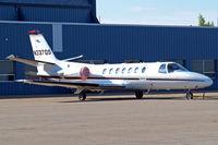 N337QS @ CYEG - Cessna Citation Ultra [560-0437] (NetJets) Edmonton International~C 24/07/2008