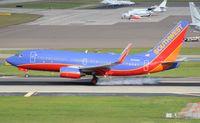 N235WN @ TPA - Southwest 737-700 - by Florida Metal