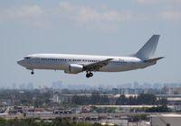 N238AG @ MIA - Skyking 737-400