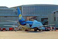 C-GSPW @ CYEG - Boeing 737-275C [22618] (Canadian North) Edmonton International~C 24/07/2008 - by Ray Barber