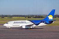 C-GSPW @ CYEG - Boeing 737-275C [22618] (Canadian North) Edmonton International~C 25/07/2008 - by Ray Barber