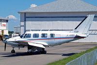 C-GVSO @ CZVL - Piper PA-31-310 Navajo [31-393] Edmonton-Villeneauve~C 24/07/2008 - by Ray Barber