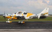 N240CA @ LAL - Cessna 400 Columbia