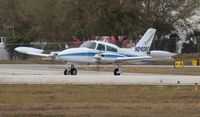 N240RC @ ORL - Cessna 310R