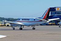 C-FRKB @ CYEG - Beech 100 King Air [B-72] (Kenn Borek Air) Edmonton-International~C 24/07/2008 - by Ray Barber