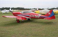 N247MW @ LAL - Osprey GP-4