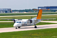C-FOFR @ CYWG - De Havilland Canada DHC-8-106 Dash 8 [317] (Perimeter Airlines) Winnipeg-International~C 25/07/2008